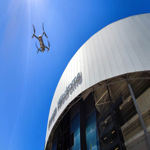 What are the current regulations concerning aerial photography by drone in France?