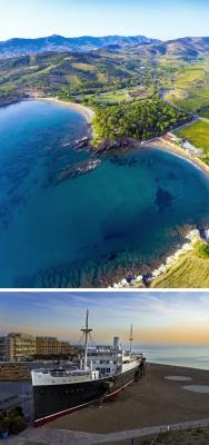 Paulilles Bay