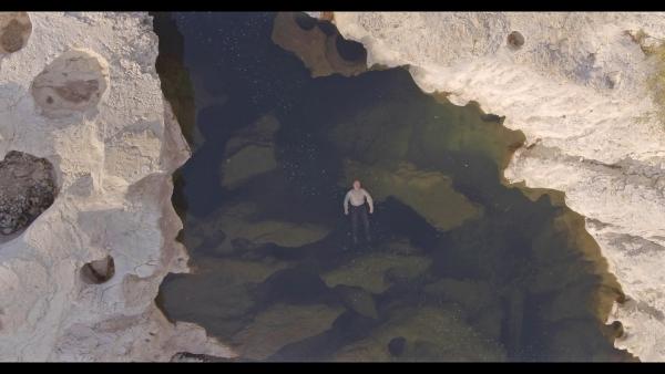 Vue drone en Topshot Film Cinéma Facteur Cheval - 1