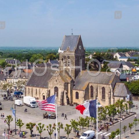 A la Une sur HOsiHO.com : La Normandie vue du ciel !
