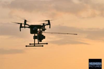 M200 en vol - BH12  © Drone-Pictures