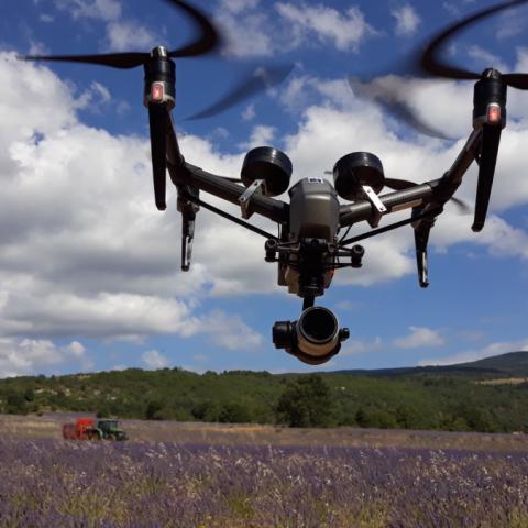 Drone-Pictures en mission pour Windfallfilms et National Geographic!